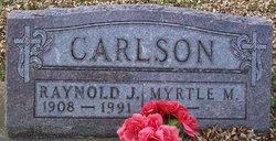 Raynold James Carlson