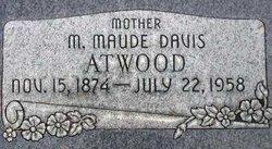 Matilda Maud <i>Davis</i> Atwood