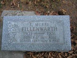 Ella Murre <i>Earles</i> Fillenwarth