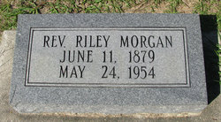 Rev William Riley Morgan