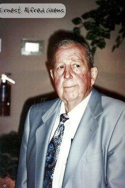 Ernest Alfred Givens