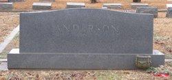 Virginia <i>Shober</i> Anderson