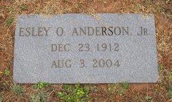 Esley O Anderson, Jr