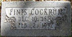 Finis Edward Cockrum