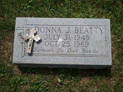 Donna J Beatty