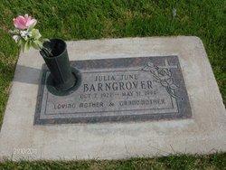 Julia Joy June <i>Rogers</i> Barngrover