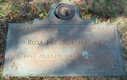 Rosa Lee <i>Presson</i> Jerome