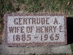Gertrude Alice <i>Mohler</i> Barr
