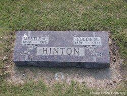 Myrtle A Hinton