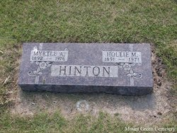 Hollie M Hinton