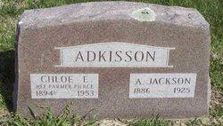 Andrew Jackson Jack Adkisson