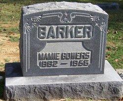 Mamie <i>Bowers</i> Barker
