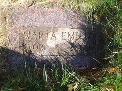 Marta Emilia Martha <i>Olsson</i> Brolin