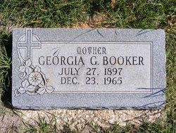 Georgia Geneva <i>Kelly</i> Booker