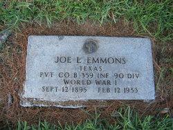 Joe Lee Emmons