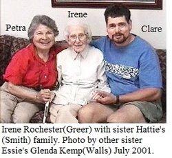 Irene <i>Rochester</i> Greer