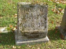 Hugh M Johnston