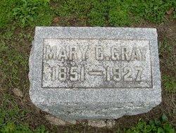 Mary Caroline <i>McCrory</i> Gray