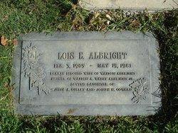 Lois Ethelleen <i>Coward</i> Albright