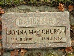 Donna Mae Church