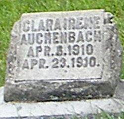 Clara Irene Auchenbach