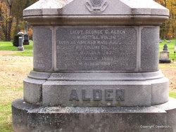 Lieut George C Alden