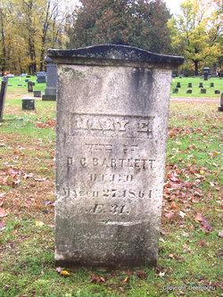 Mary E <i>Conant</i> Bartlett