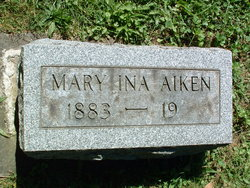 Mary Ina Aiken