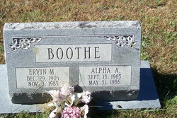 Ervin Mayberry Boothe