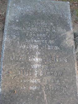 Emma Middleton <i>Huger</i> Barrow