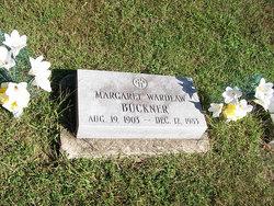 Margaret <i>Wardlaw</i> Buckner