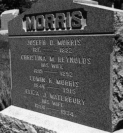 Edwin R Morris
