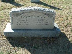 William L. Val Coapland