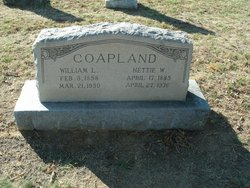 Winnie Henrietta Coapland Hettie <i>Key</i> Alberts