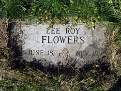 Lee Roy Flowers