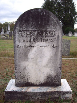 Mary Stewart <i>Shaw</i> Cooley