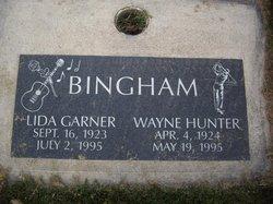 Lida Clarice <i>Garner</i> Bingham