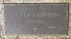 Andrew J Jack Jackson