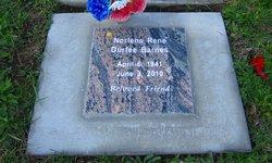 Norlene Rene' <i>Durfee</i> Barnes
