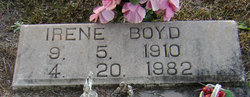 Irene M. <i>White</i> Boyd