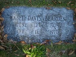 Mabel <i>Davis</i> Bearden