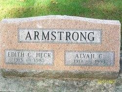 Edith C <i>Heck</i> Armstrong