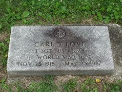 Carl T Love