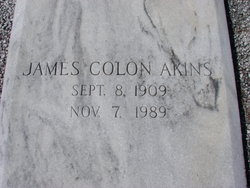 James Colon Akins