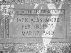 Jack A. Ashmore