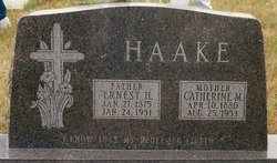 Ernest H. Haake