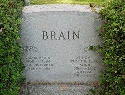 Fannie <i>Post</i> Brain