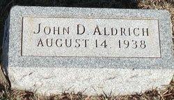 John D Aldrich