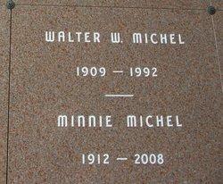 Minnie <i>D'Onofrio</i> Michel