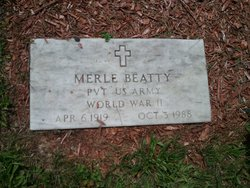Merle Beatty